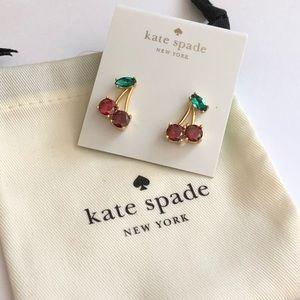 Kate Spade Ma Cherie earrings